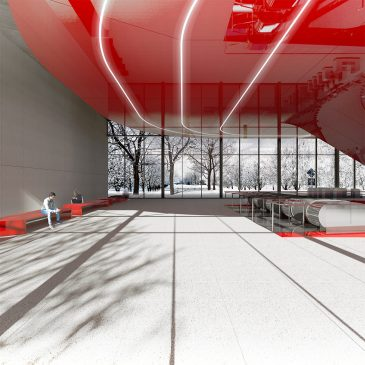 Голосование за проекты трёх новых станций метро